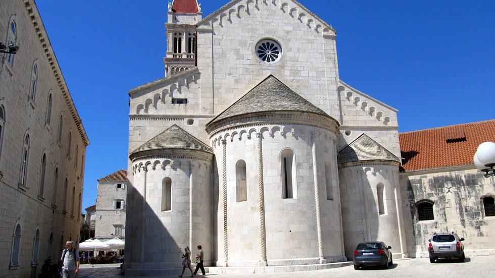 Trogir Historiske Byen