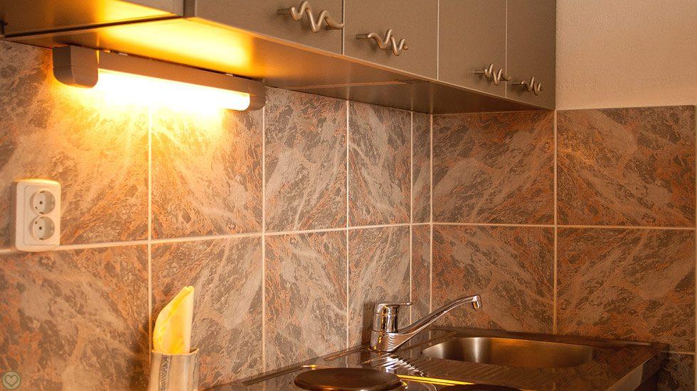Pape Suite Kjøkken