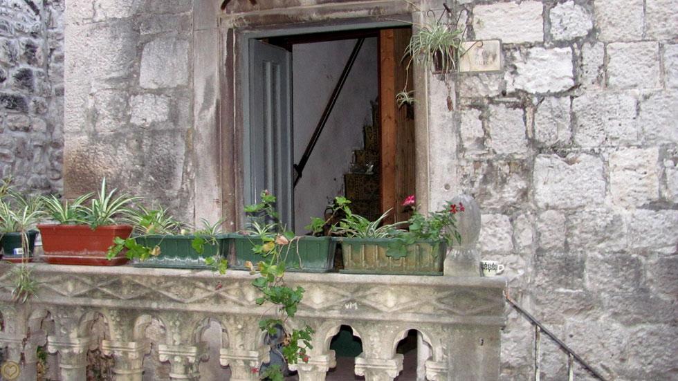 Trogir Gamle Byen